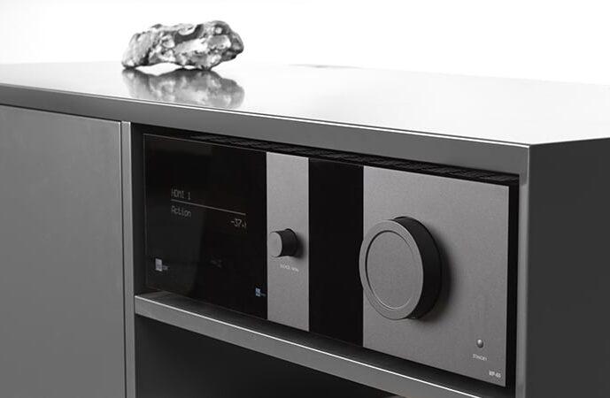 MP-60 2.1 Surround Sound Processor