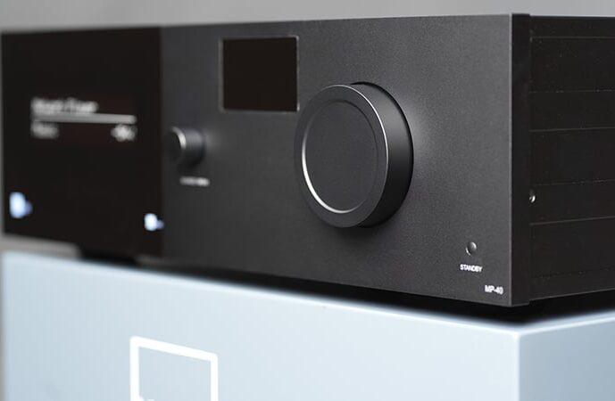 MP-40 Surround Sound Processor